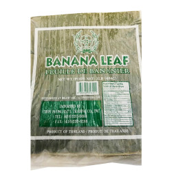 Banana leaf /  急冻香蕉叶 - 1lb