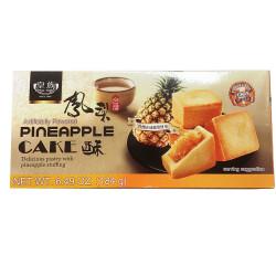 Pineapple cake ROYAL FAMILY / 皇族凤梨酥 - 184 g