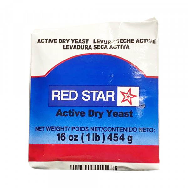 RED STAR active dry yeast / 活性干酵母- 454 g