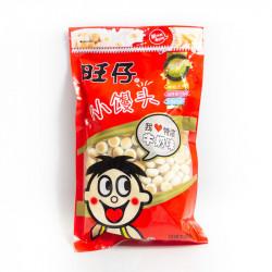 HOT-KID BALL CAKE MILK FLAVOR / 旺仔小馒头牛奶味