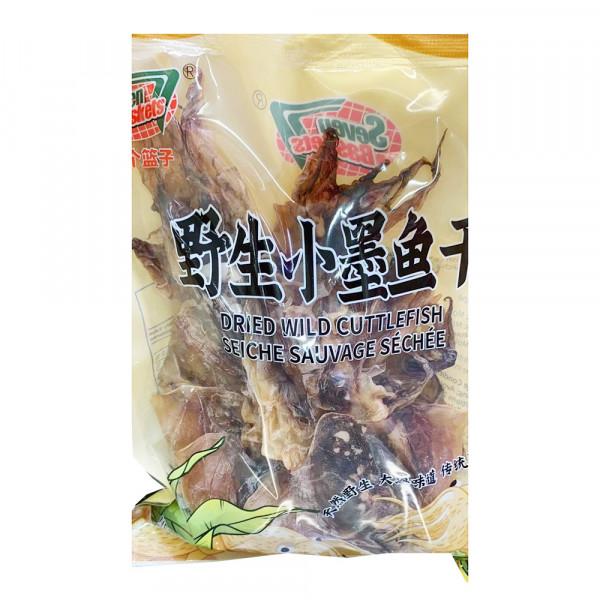 Dried wild cuttlefish / 野生小墨鱼干