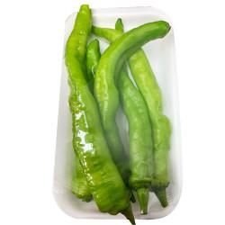 Long Green Peppers / 粗长椒 - 5PCs