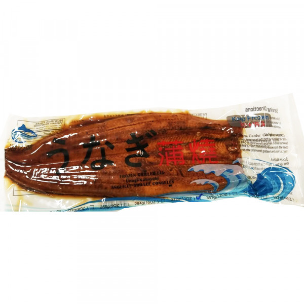 Frozen Roasted Eel /烤鳗鱼11oz