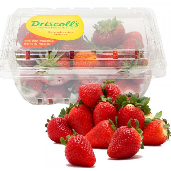 Strawberries / 盒装草莓