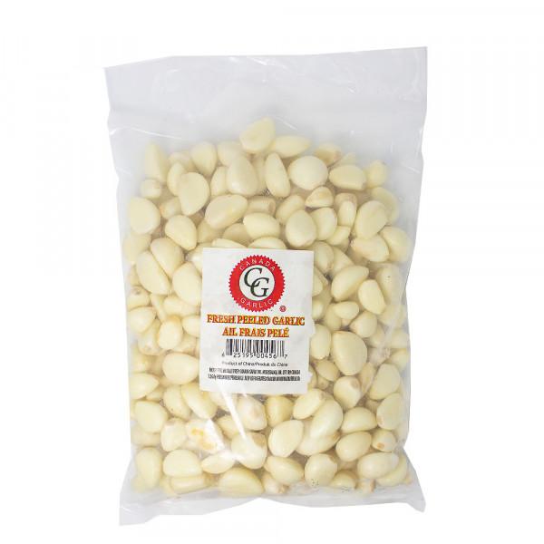 Peeled Garlics / 去皮蒜肉袋装 - 3lbs