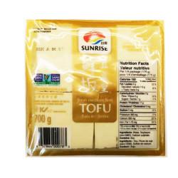 Sunrise TOFU - Fresh Miedium Firm / 日升鲜板豆腐皇 - 700 g