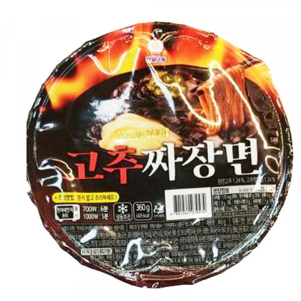 Corean Instant Noodles / 韩国方便面 - 360 g