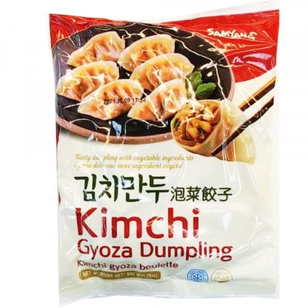 Samyang Kimchi Gyoza Dumpling / 泡菜饺子 - 500g