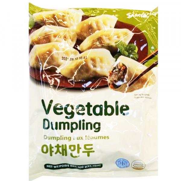 Samyang Vegetable Dumpling / 蔬菜饺子 - 500g