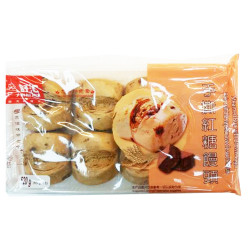 Brown sugar steamed bun / 手撕红糖馒头 - 520g