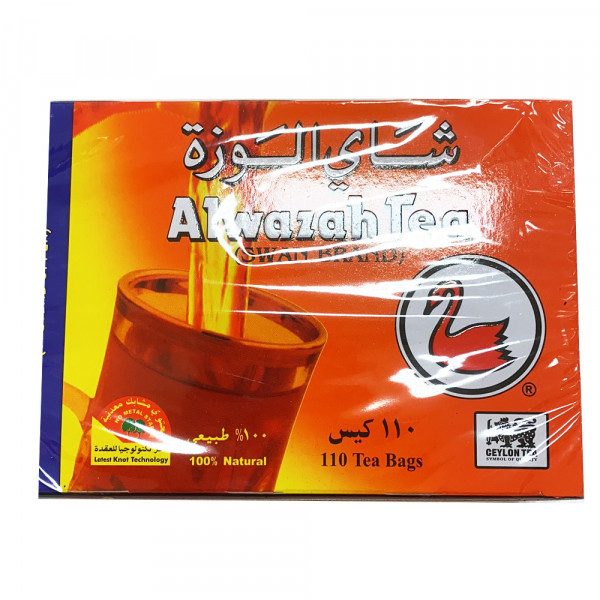 Alwazah Tea / Alwazah 茶 - 100 Bags