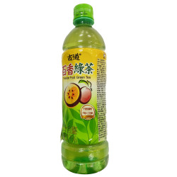 Gudao Passion Fruit Green tea / 古道百香绿茶