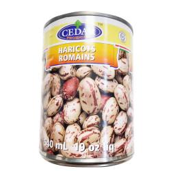 Cedar Roman beans / 罗马豆罐头 - 540ml