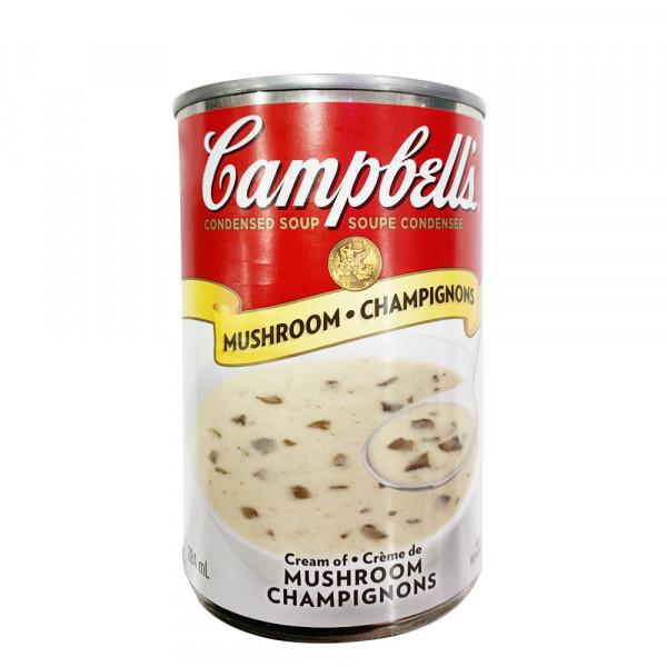 Cream of Mushroom / 奶油蘑菇汤 - 284ml