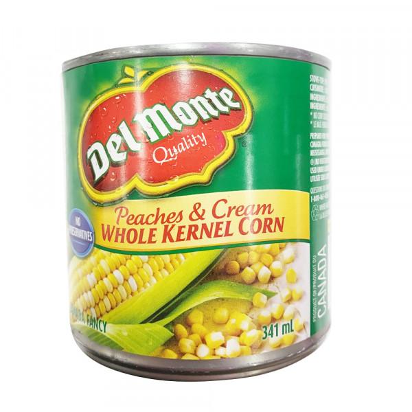 Peaches & Cream Whole Kernel Corn / 奶油玉米罐头 - 341ml
