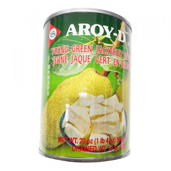 Aroy-D Young Green Jackfruit / 菠萝蜜罐头 -565g