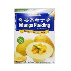 Golden Coins  Mango Pudding / 芒果布丁 - 127g