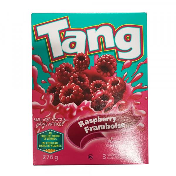Tang Raispberry Drink Mix / 树莓味饮料 - 276g