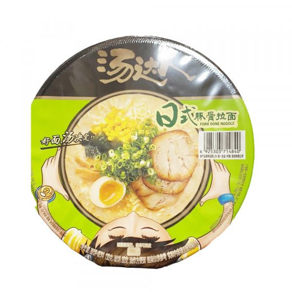 Pork Bone Noodles / 汤达人日式豚骨拉面- 130 g