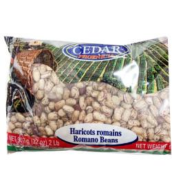 Cedar Romano Beans / 罗马诺豆 - 907g
