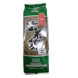 Japanese Green Tea with Roasted Rice / 日本玄米茶 - 400g