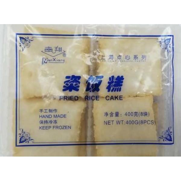 Fried Rice Cake / 南翔粢饭糕 - 400g