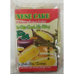 Nest Cake (Green Bean and Durian) / 绿豆榴莲饼 - 454g