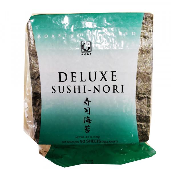Deluxe Roasted Seaweed  / 寿司海苔 - 130g