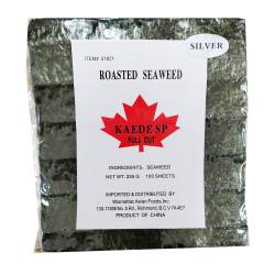 Silver Roasted Seaweed  / 寿司海苔 - 255g