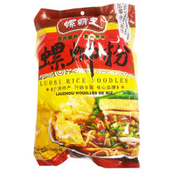 LuoBaWang Instant Rice Noodles / 螺霸王螺蛳粉