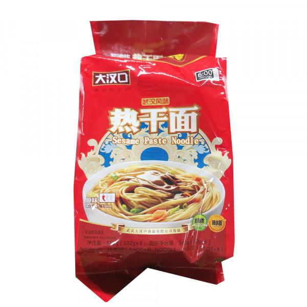 Sesame paste noodle orignal / 原味热干面  - 816g