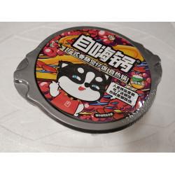 ZiHaiGuo Claypot Rice with Sausage  / 自嗨锅广式香肠煲仔饭