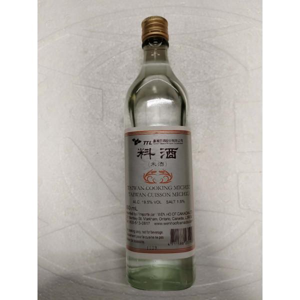 TTL Cooking Michiu / 料酒(米酒)  500mL