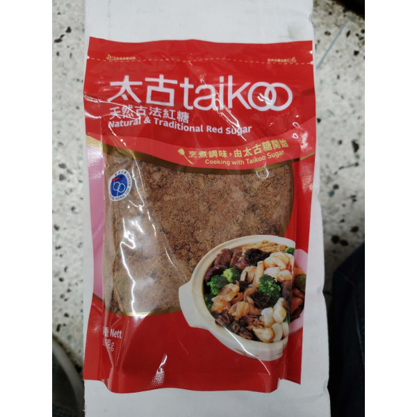 TaiKoo Natural&Traditional Red Sugar /  太古天然古法红糖 -300g