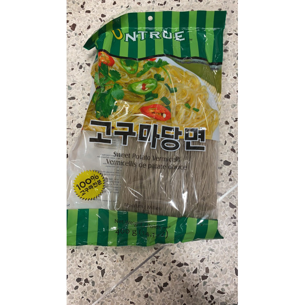 Sweet Potato Vermicelli / 红薯粉丝- 400g