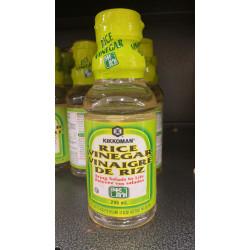 Kikkoman Rice Vinegar /  万牌米醋 - 296mL