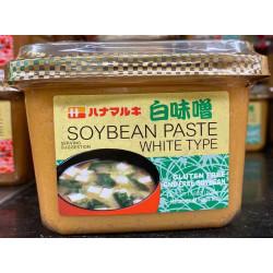 H - Soybean Paste White Type / H - 白味噌 - 500g