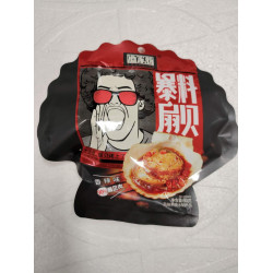 YuJiaWeng Scallop(Spicy) / 渔家翁暴料扇贝(香辣味)- 60g