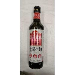 HaiTian Soy Sauce /  海天金标生抽  - 500 mL