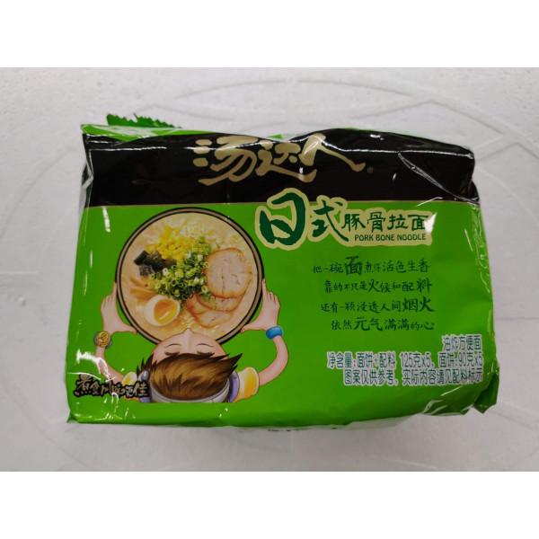 Pork Bone Noodles / 汤达人日式豚骨拉面 - 5*125 g