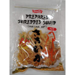 Shirakiku Prepared Shredded Squid / 鱿鱼丝