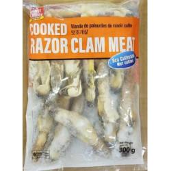 Cooked Razor Clam Meat / 熟海蛏肉 -  300g