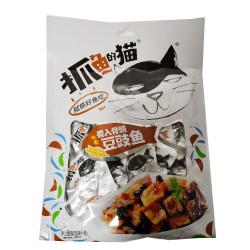 Dried Fish Snacks / 抓鱼的猫之豆豉鱼 - 80g