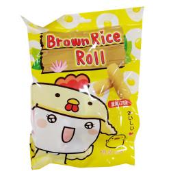 Brown Rice Roll / 米卷 - 蛋黄口味