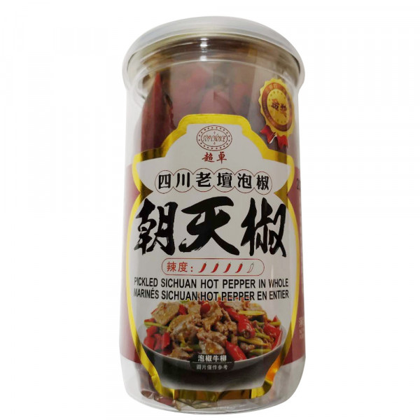 Top Choice Pickles / 超卓老坛泡菜之朝天椒