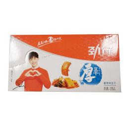 Jinzai Dried tofu sauce flavor /劲仔酱香厚豆干 - 25g*20