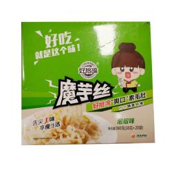 Moyu Si /  魔芋丝之泡椒味- 360 g