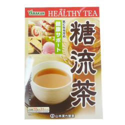 Yamakan Tea /  糖流茶 - 10g*24