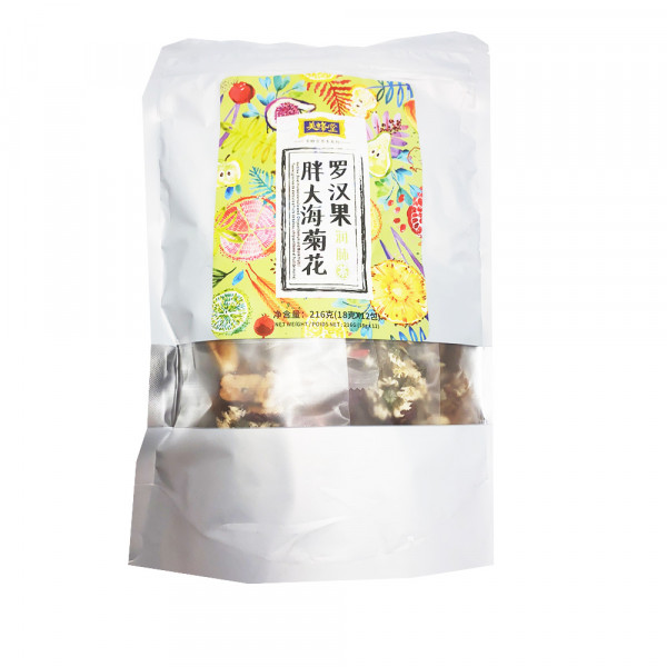 MeiFengTang Tea / 美蜂堂之润肺茶 - 18g*12