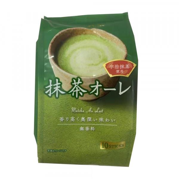 Royal Milk Tea / 抹茶味奶茶 - 10小包/袋